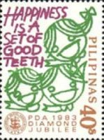 [The 75th Anniversary of Philippine Dental Association, type EDW]
