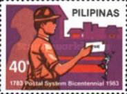 [The 200th Anniversary of Philippine Postal System, type EEG]