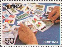 [Philatelic Week, type EER]