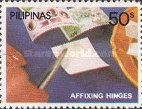[Philatelic Week, type EET]
