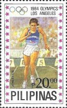 [Olympic Games - Los Angeles, USA, type EGM]