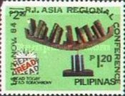 [Asia Regional Conference of Rotary International - Issue of 1982 Overprinted