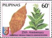 [The 25th Anniversary of Philippine Virginia Tobacco Administration, Typ EIH1]