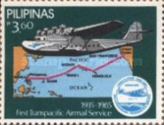[The 50th Anniversary of First Trans-Pacific Commercial Flight (San Francisco-Manila), Typ EKB]