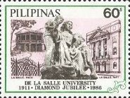 [The 75th Anniversary of First La Salle School in Philippines, Typ ELI]
