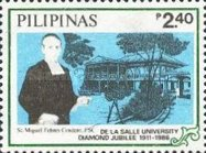[The 75th Anniversary of First La Salle School in Philippines, Typ ELJ]