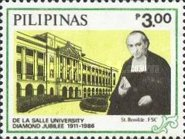 [The 75th Anniversary of First La Salle School in Philippines, Typ ELK]