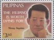 [The 3rd Anniversary of the Death of Benigno S. Aquino, Jr., 1932-1983, Typ ELQ]