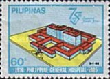 [The 75th Anniversary of Philippine General Hospital, Typ ELY1]