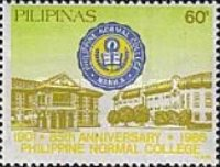 [The 85th Anniversary of Philippine Normal College, Typ EMH]