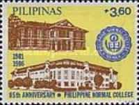 [The 85th Anniversary of Philippine Normal College, Typ EMI]