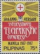 [The 50th Anniversary of International Eucharistic Congress, Manila, Typ EMZ]