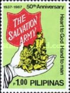 [The 50th Anniversary of Salvation Army in Philippines, Typ ENN]