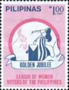 [The 50th Anniversary of League of Women Voters, Typ ENO]