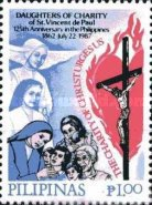 [The 125th Anniversary of Daughters of Charity in the Philippines, Typ ENT]