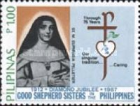 [The 75th Anniversary of Good Shepherd Sisters in Philippines, Typ EOA]
