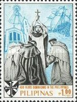 [The 400th Anniversary of Dominican Order in Philippines, Typ EOD]