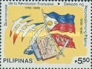 [The 200th Anniversary of French Revolution and Decade of Philippine Nationalism, Typ ESQ2]