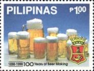 [The 100th Anniversary of San Miguel Brewery, Typ ETP1]