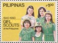 [The 50th Anniversary of Philippine Girl Scouts, Typ ETR1]