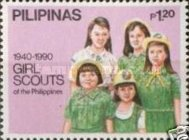 [The 50th Anniversary of Philippine Girl Scouts, Typ ETR2]