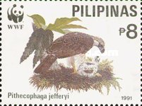 [Endangered Species - The Philippine Eagle, Typ EVY]