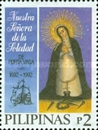 [The 300th Anniversary of Apparition of Our Lady of the Sun at Gate, Vaga Cavite, Typ EZV1]