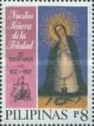 [The 300th Anniversary of Apparition of Our Lady of the Sun at Gate, Vaga Cavite, Typ EZV2]