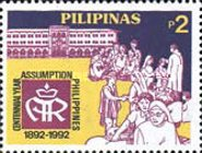[The 100th Anniversary of Sisters of the Assumption in the Philippines, Typ FBE]