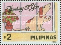 [Greetings Stamps, Typ FFX]