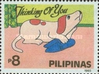 [Greetings Stamps, Typ FGD]