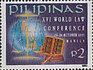 [The 16th International Law Conference, Manila, Typ FHA]