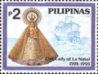 [The 400th Anniversary of Our Lady of La Naval, Typ FHF]