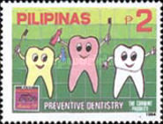 [The 17th Asian-Pacific Dental Congress, Manila, Typ FIV]