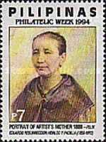 [Philatelic Week - Portraits, tip FMB]