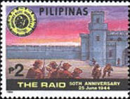 [The 50th Anniversaries of Raid by Hunters ROTC Guerrillas on Psew Bilibi Prison and of Mass Escape by Inmates, Typ FMP]