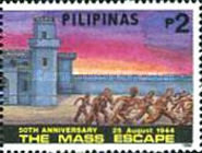 [The 50th Anniversaries of Raid by Hunters ROTC Guerrillas on Psew Bilibi Prison and of Mass Escape by Inmates, Typ FMQ]