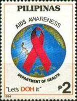[National AIDS Awareness Campaign, Typ FMR]