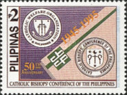 [The 50th Anniversary of Philippine Catholic Bishops' Conference, Manila, Typ FOG]