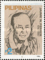 [The 8th Anniversary of the Death of Jaime Ferrer (Administrator), 1916-1987, Typ FOH]