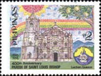 [The 400th Anniversary of Parish of Saint Louis Bishop, Lucban, Typ FOT]