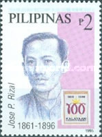 [The 100th Anniversary of Declaration of Philippine Independence Revolutionaries, Typ FQS]