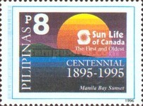 [The 100th Anniversary of Sun Life of Canada (Insurance Company), Typ FSP]