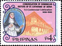 [The 300th Anniversary of Dominican Sisters of St. Catherine of Siena, Typ FUE]