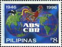 [The 50th Anniversary of ABS-CBN Broadcasting Services in Philippines, Typ FVH]