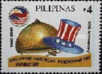 [The 50th Anniversary of Republic Day - Philippine-American Friendship Day, Typ FVK]