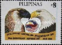 [The 50th Anniversary of Republic Day - Philippine-American Friendship Day, Typ FVL]