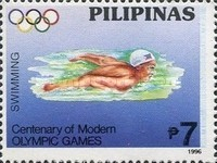 [The 100th Anniversary of Modern Olympic Games, Typ FVP]