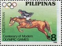 [The 100th Anniversary of Modern Olympic Games, Typ FVQ]