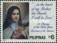 [The 100th Anniversary of the Death of St. Theresa of Lisieux, 1873-1897, Typ GAD]